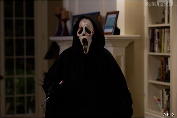 Scream débarque sur MTV
