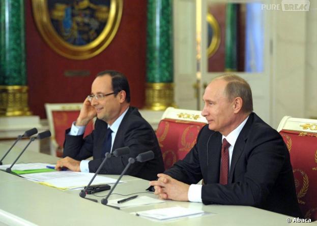 Vladimir Poutine : l'adoption en Russie interdite à cause de la loi sur le Mariage pour tous ?