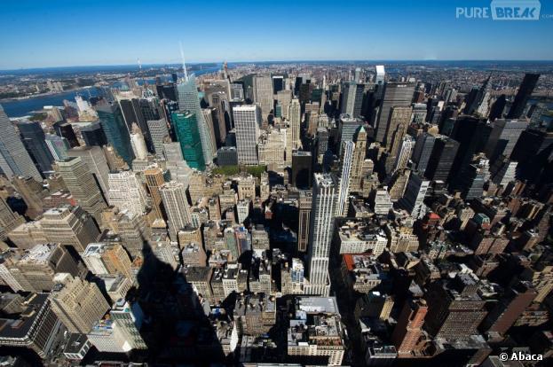 Un homme de 33 ans a tenté de se suicider de l'Empire State Building mais s'est loupé