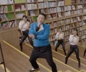 Psy soulagé du succès de Gentleman
