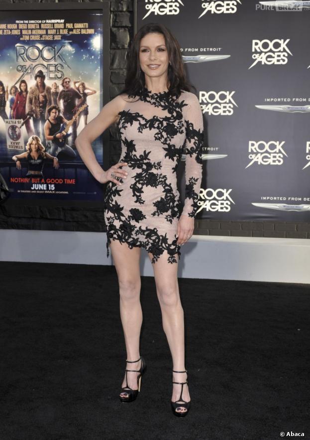 Catherine Zeta-Jones, de nouveau hospitalisée pour ses troubles bipolaires