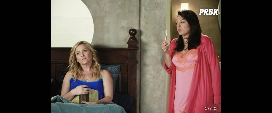 Arizona va-t-elle tromper Callie dans Grey's Anatomy ?