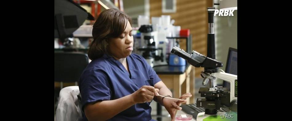 Bailey va craquer dans Grey's Anatomy