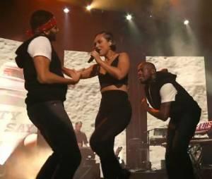 New Day, le nouveau clip hip-hop d'Alicia Keys