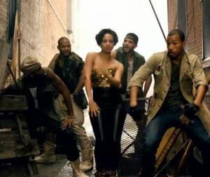 "Ambiance ""art de rue"" dans le dernier clip d'Alicia Keys, New Day"