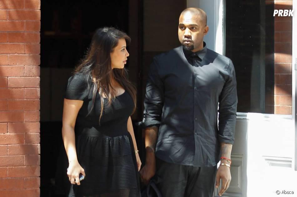 Kanye West adepte des messages mystérieux