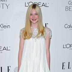 Elle Fanning, la rétro mode d'une baby star d'Hollywood