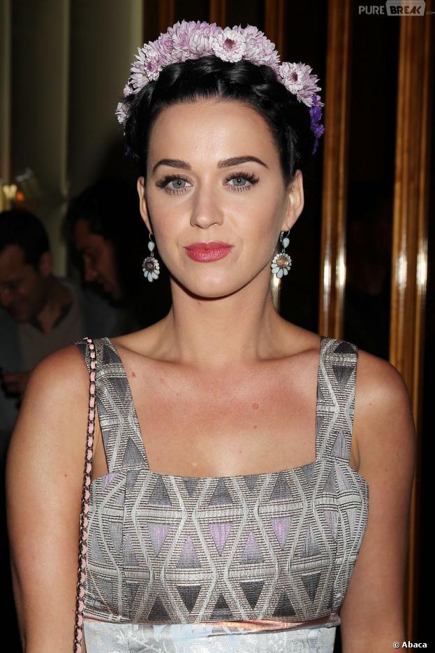 Katy Perry en mode hippie à l'avant-première de Gatsby Le Magnifique de Baz Luhrmann