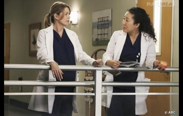 Gros problèmes pour Meredith dans le final de Grey's Anatomy