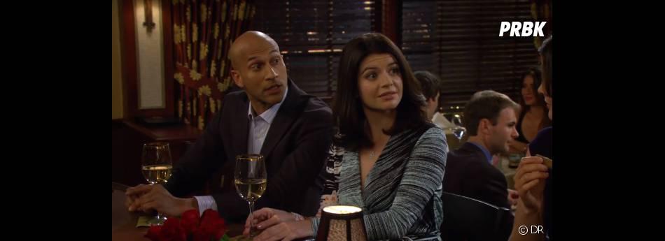 Un couple en guerre contre Robin et Barney dans How I Met Your Mother