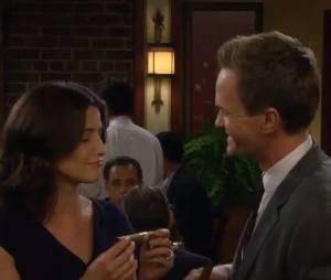 Barney et Robin préparent leur mariage dans How I Met Your Mother