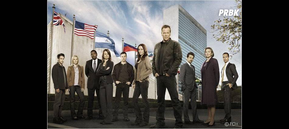 12 épisodes pour la saison événement de 24 heures chrono sur FOX