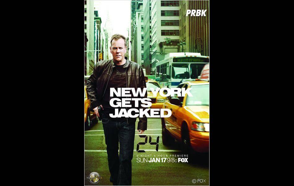 Kiefer Sutherland retrouve enfin Jack Bauer