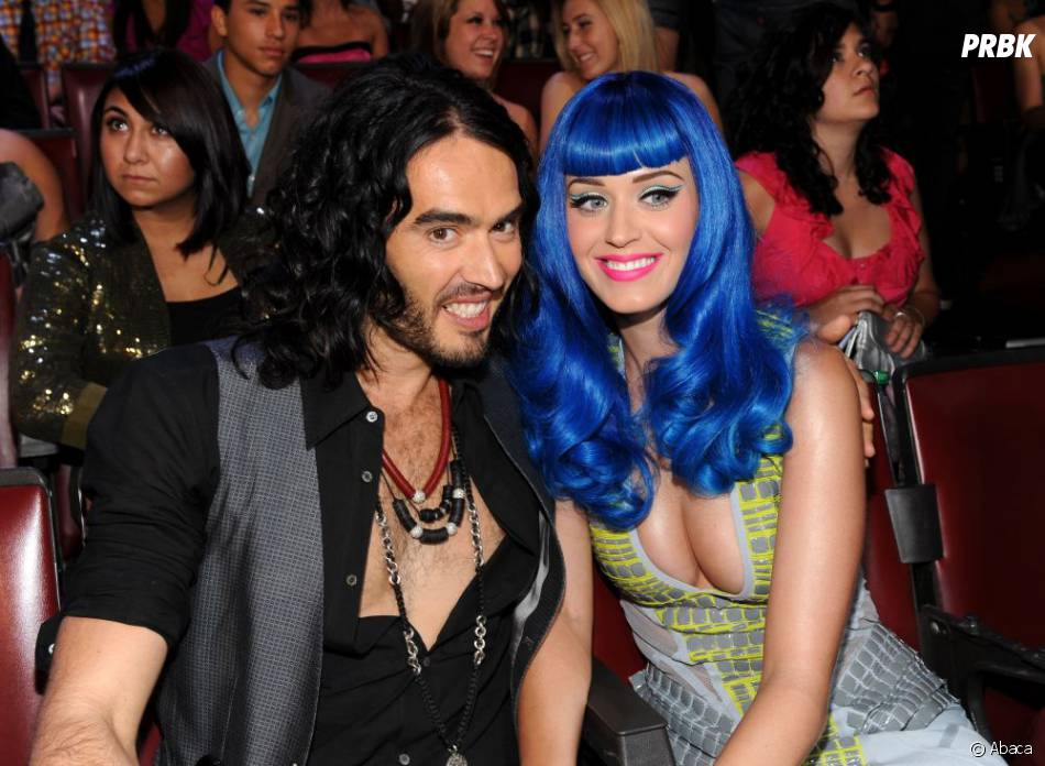 Katy Perry et Russell Brand, une histoire ratée