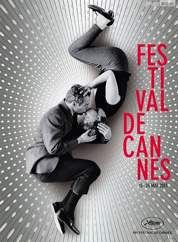 L'affiche du 66ème festival de Cannes