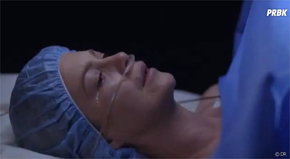 Drame pour Meredith dans le final de la saison 9 de Grey's Anatomy ?