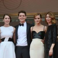 Emma Watson : belle mais pas rebelle pour The Bling Ring à Cannes 2013