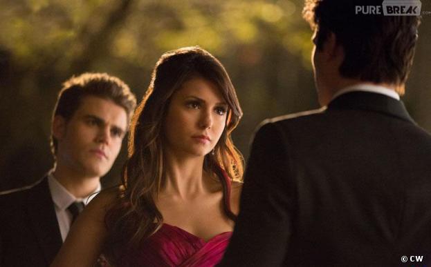 Elena va redevenir elle-même dans la saison 5 de Vampire Diaries