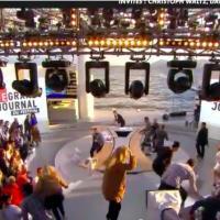 Tirs au Grand Journal de Cannes VIDEO : un homme sort une arme en pleine émission