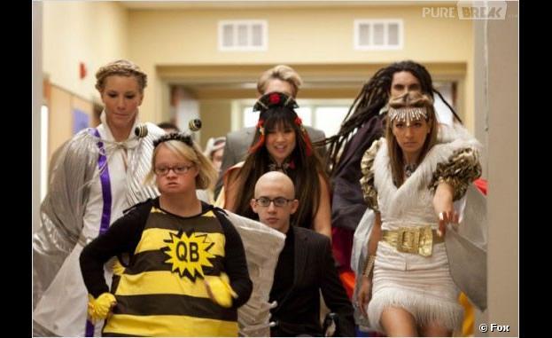 Un actrice de Glee quitte la série