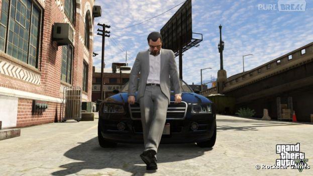 GTA 5 sortira le 17 septembre 2013