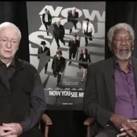 Morgan Freeman s'endort en pleine interview à la télé US