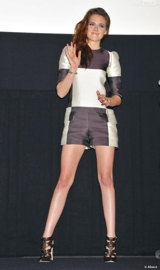 Kristen Stewart, reine de la vulgarité face aux photographes