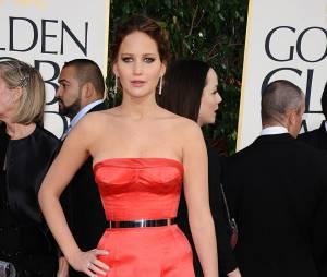 Jennifer Lawrence critique les bisous de Bradley Cooper.