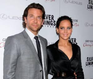 Jennifer Lawrence a clashé Bradley Cooper sur sa façon d'embrasser.