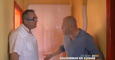 Cauchemar en cuisine pr sentateurs actu derni res news - Cauchemar en cuisine en france ...