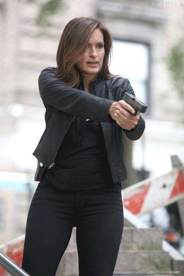 Olivia Benson (Mariska Hargitay) rempile pour une saison 15 de New York Unité Spéciale
