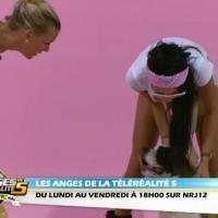 """Les Anges 5 : Nabilla et Amélie Neten dans un shooting """"de chienne"""""""