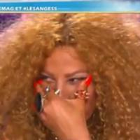 Les anges 5 le Mag : Afida Turner, sa crise de larmes à revoir en vidéo
