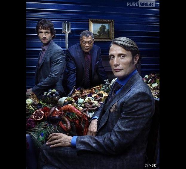 Hannibal renouvelée pour une saison 2 par NBC
