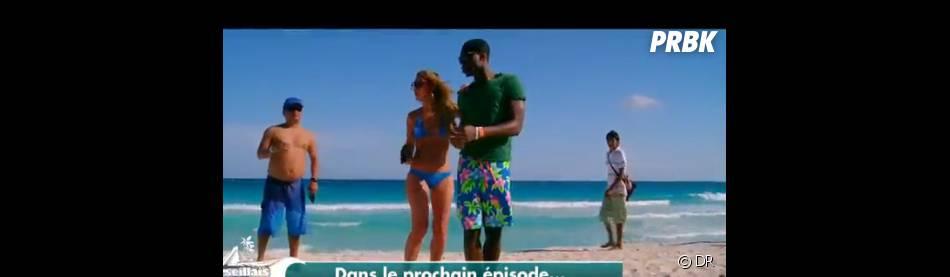 Julia drague tout ce qui bouge dans Les Marseillais à Cancun