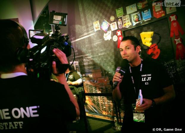 Julien Tellouk et son équipe du JT de GAME ONE seront à l'E3 2013