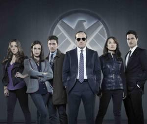 Agents of SHIELD, une des séries très attendues de la saison 2013/2014