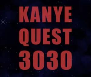 Kanye Quest 3030, un jeu vidéo mettant en scène Kanye West