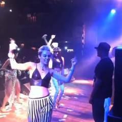 Miley Cyrus lance un concours de danse ultra sexy