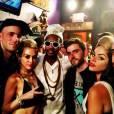 Miley Cyrus, fan du rappeur Juicy J