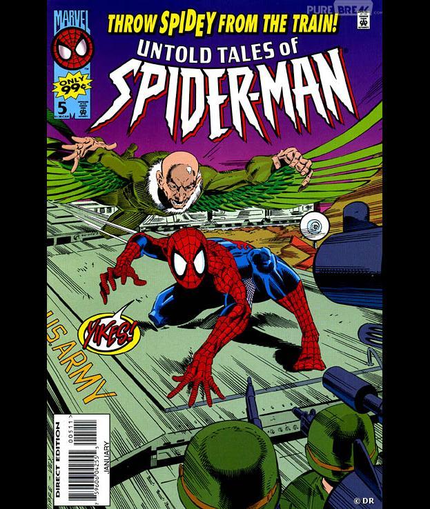 The Amazing Spider-Man 2 : Le Vautour débarque dans le film
