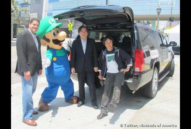 Conférence Nintendo E3 2013 : Saruto Iwata s'exprimera lors d'un Nintendo Direct