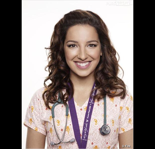 Glee saison 5 : Vanessa Lengies veut offrir une vraie fin à Sugar
