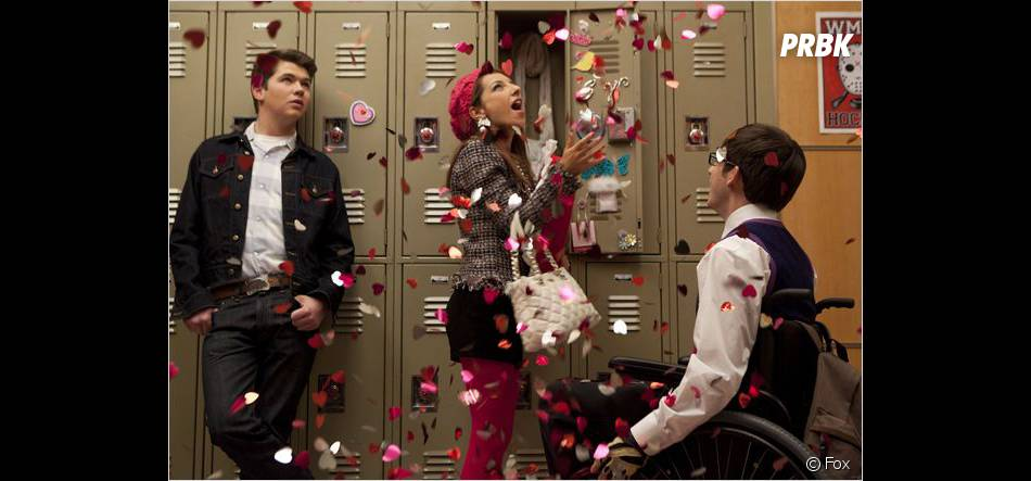 Glee saison 5 :Vanessa Lengies quitte la série
