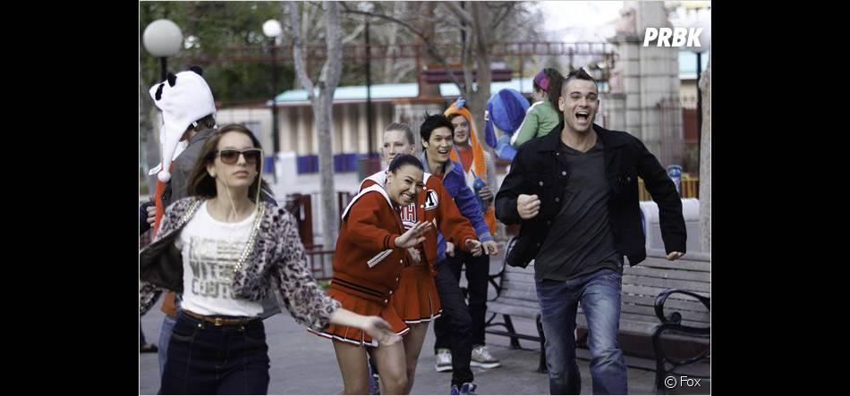Glee saison 5 :Vanessa Lengies espère pouvoir donner une fin à son personnage dans Glee