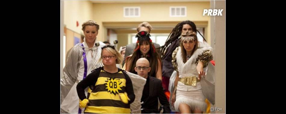 Glee saison 5 : un personnage en moins dans la série