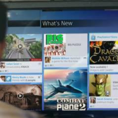 PS4 : l'interface et l'abonnement PS Plus se précisent en vidéo