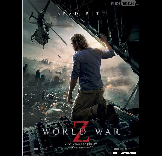 World War Z : Maddox joue les zombies dans le film de Brad Pitt
