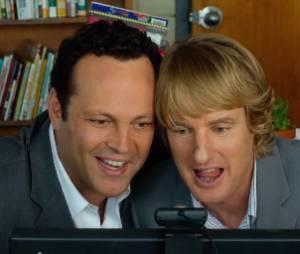 Les Stagiaires : Owen Wilson et Vince Vaughn vont découvrir internet