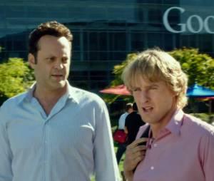 Les Stagiaires : Owen Wilson et Vince Vaughn vont faire un tour chez Google